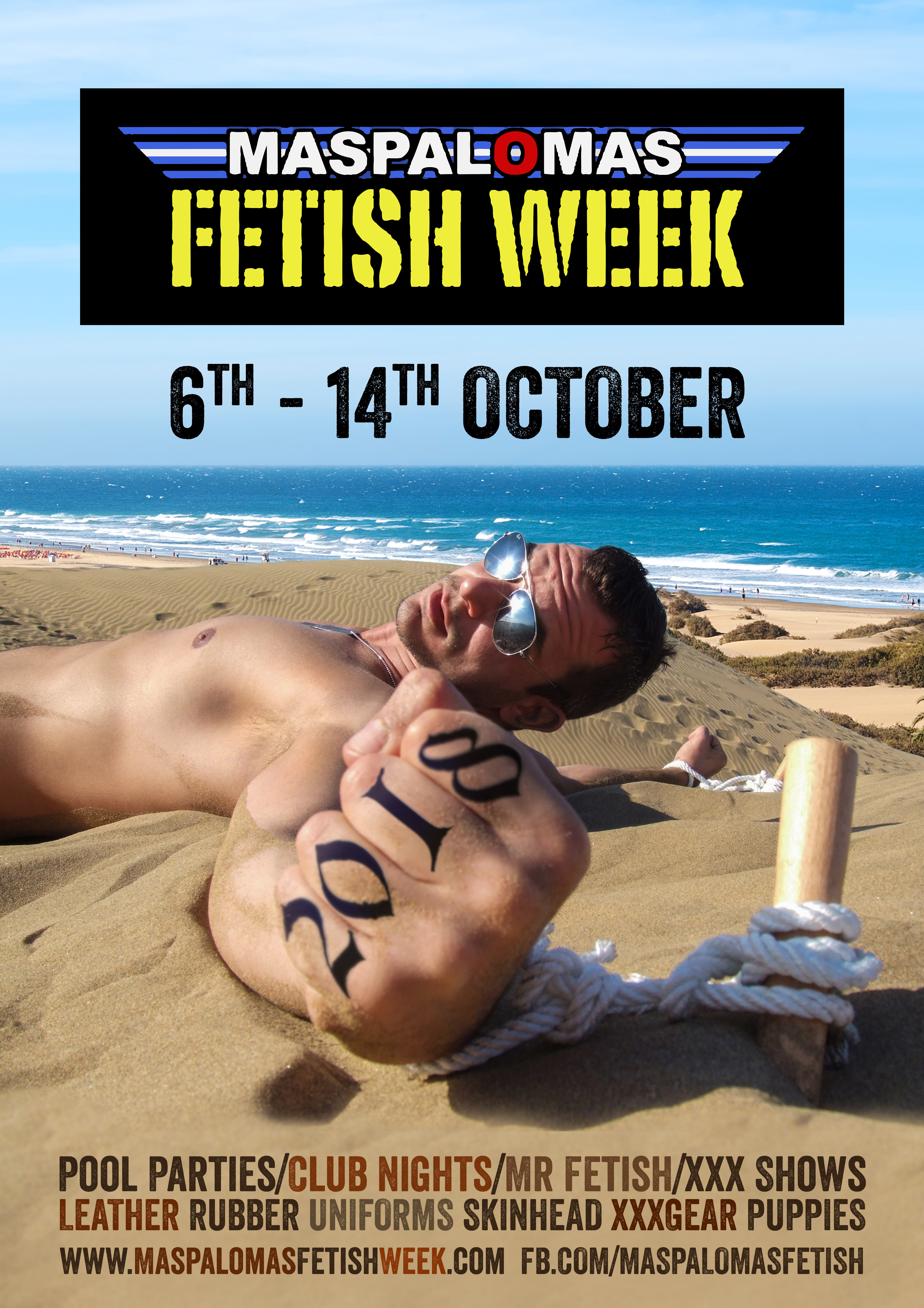 Fetish Week 2018